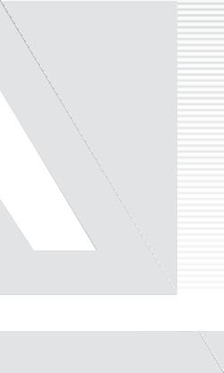 logo triangle gris